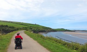 Mobility Scooter Hire Cornwall